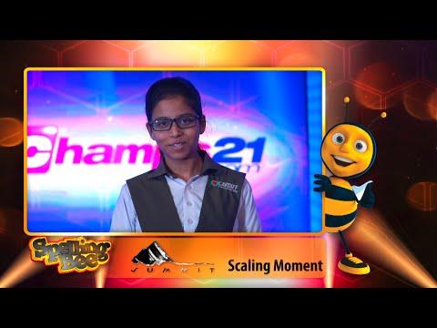 Spelling Bee Season 4, Play Off 01