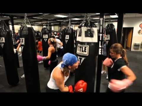 TITLE Boxing Club's POWER HOUR.
