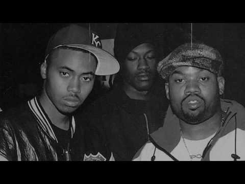 Nas Feat Raekwon - Never Die (New 2017) - Books Of War Remix
