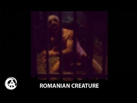 Strigoi Caught on Tape in Romanian Zoo? Strange Humanoid Creature Sighting