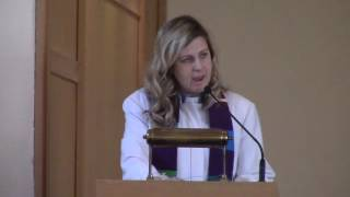 WE연합교회 주일설교(Rev. Sarah Chapman): Foundation