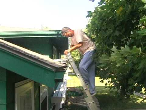 Extension Ladders Stand Off Pt 2 Youtube