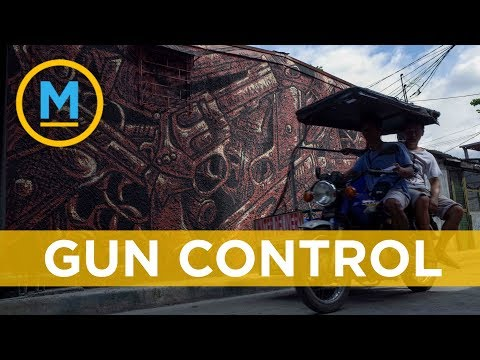 Gun control policies around the world | Your Morning