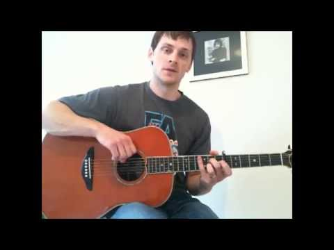 How to play The Thoughts of Mary Jane by Nick Drake (Part 1)