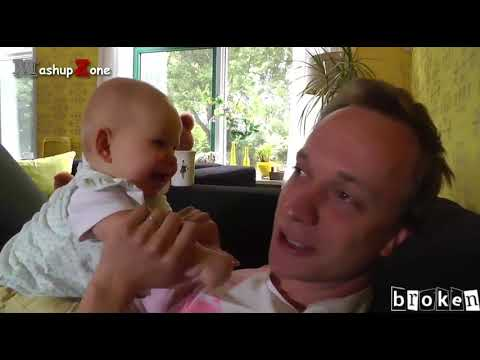 Babies Laughing Hysterically at Mom and Dad (Bayi Tertawa ...