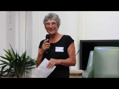 FILMS FEMMES MEDITERRANEE - Conférence de Presse : MICHELE TREGAN (Présidente)
