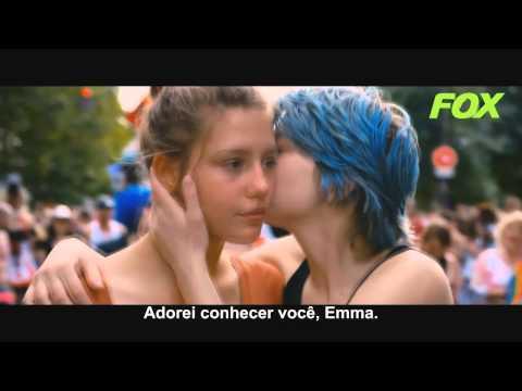 Azul É a Cor Mais Quente (2013) - TRAILER