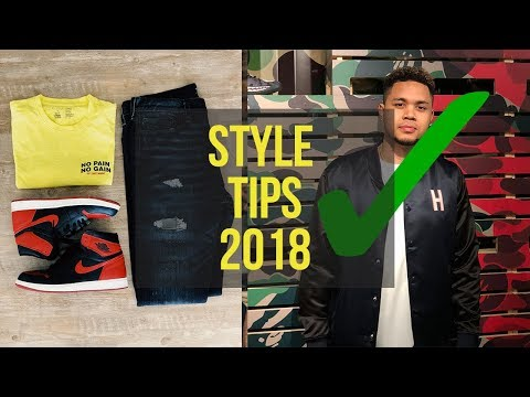 How to Reinvent Your Style in 2018!