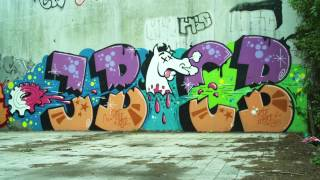 Hello my name is: German Graffiti (VOST) - Trailer thumbnail