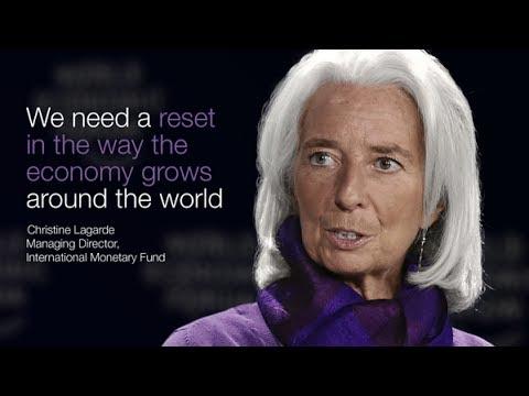 Christine LaGarde IMF Reset - Interview With Christine LaGarde IMF