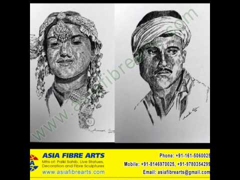 Pencil Sketch Artist In Ludhiana