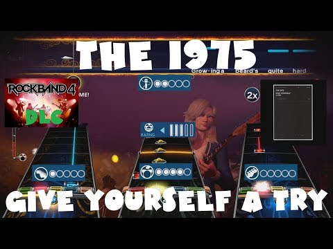 The 1975 - Give Yourself a Try - Rock Band 4 DLC Expert Full Band (August 2nd, 2018)