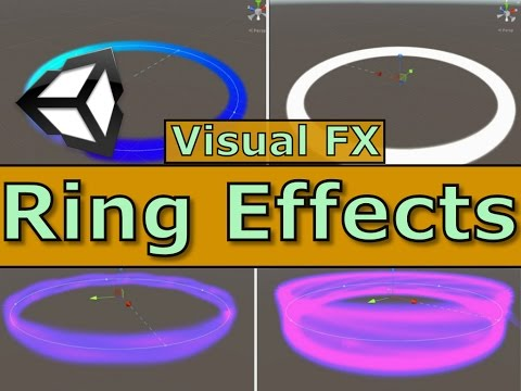 Ring Effects | Unity Particle Effects | Visual FX