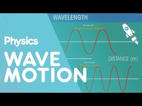 Wave motion | Waves | Physics | FuseSchool