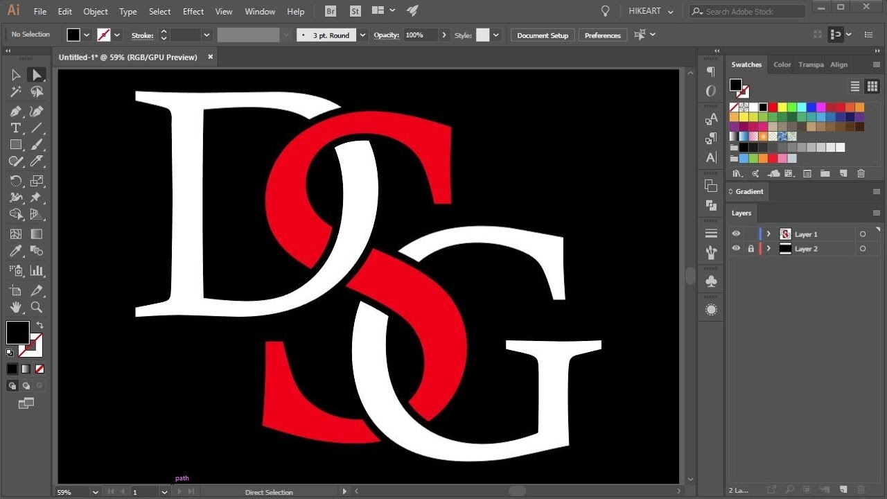 Make Logo With Letters