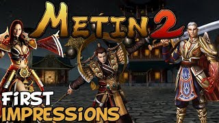 "Metin2 First Impressions ""Is It Worth Playing?"""