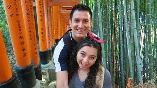 Bamboo Forest and Fushimi Inari Shrine in Kyoto, Japan! thumbnail