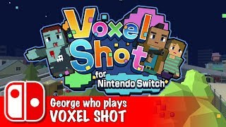 Voxel Shot Zombie Shoot-out On Nintendo Switch