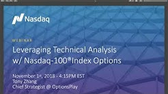 Webinar: Leverage Technical Analysis with Trading Nasdaq-100  Index Options