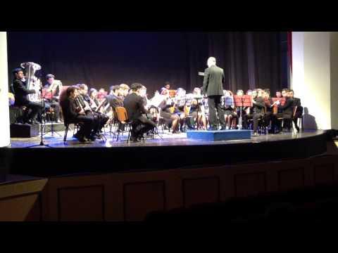 Romualdo Marenco: Gran Ballo Excelsior - MiBe Wind Orchestra - Liceo Musicale di Pescara