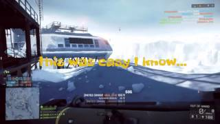 RPG short compilation - Battlefield 4 gameplay