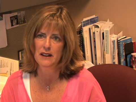 Sarah Nichelson, A Banker - On Solving Family Homelessness