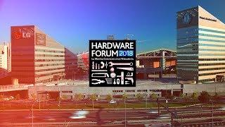 Hardware Forum 2018 - Krino Tools