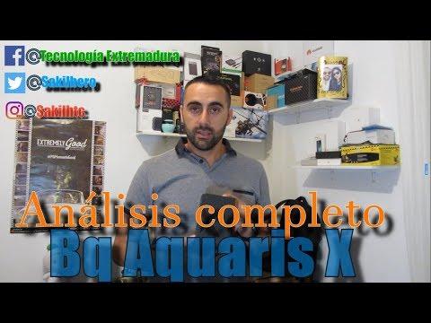 Review y análisis completo Bq Aquaris X