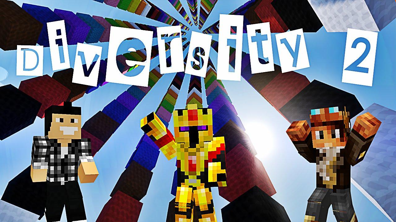 Minecraft Diversity 2 Ep10 Fin Du Quizz YouTube