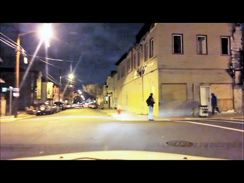 PATERSON NJ STREETS AFTER MIDNIGHT