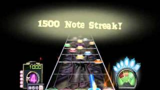 Guitar Hero 3 - The Devil Went Down To Georgia- 100% Expert