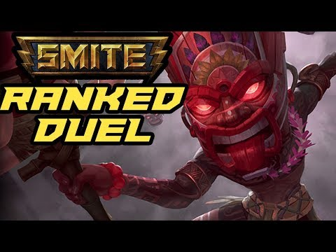 TRIGGERING A SALTY PELE (Ah Puch vs Pele) - Smite S5 Ranked Duel Ep.109