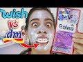 Download Werbung vs. Realität: DM vs. Wish Beauty Produkte live Test