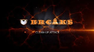 B R € Â K S | Clean-up Attack #5 | Clash of Clans