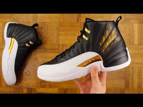 save off edf8b 07aeb AIR JORDAN 12 WINGS - UPDATE!