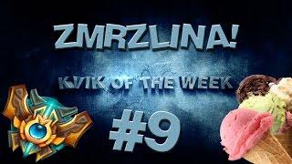 Kvík of the Week #9 - Zmrzlina