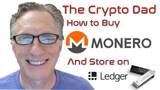 How to Buy Monero on Shapeshift & Store in a Ledger Nano X