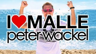 I love Malle  - Peter Wackel (Lyric Video) | I ❤️ MALLE