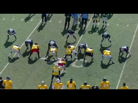 College Gridiron Showcase 2017: Select Practice Day One 7v7