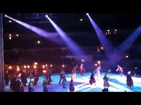 Disney on Ice Part 2 (Beauty and the Beast and Frozen)