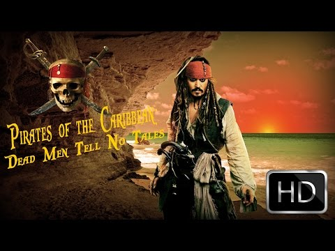 Pirates of the Caribbean: Dead Men Tell No Tales Trailer (HD)