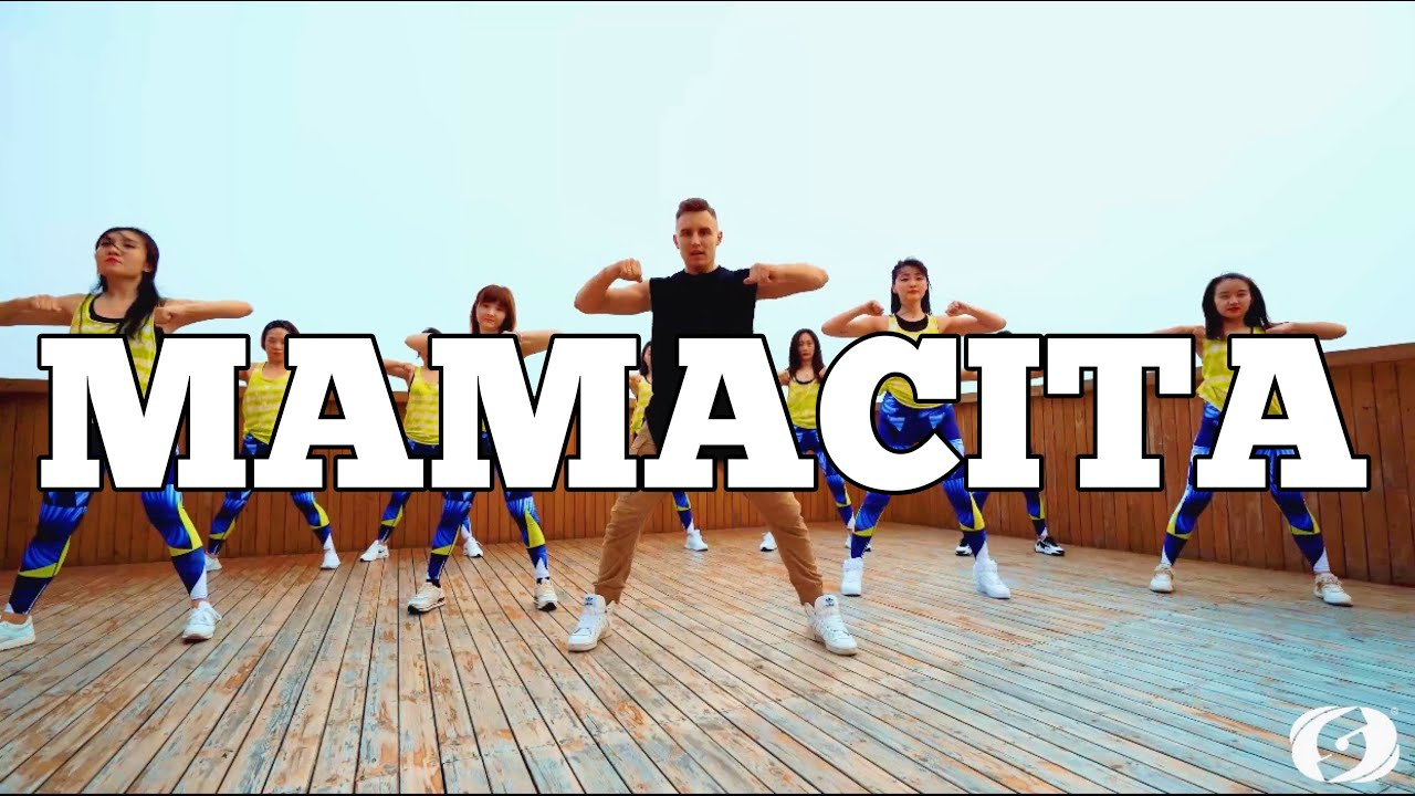 MAMACITA by Black Eyed Peas, Ozuna, J  Rey Soul | Salsation® Choreography by SMT Julia & SEI Rom
