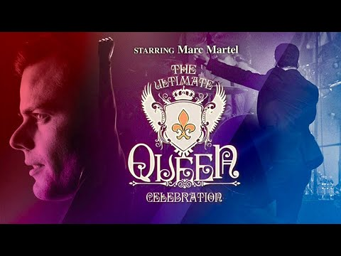 Marc Martel -  Concert Ultimate Queen Celebration Miami FL 16 DEC 2018