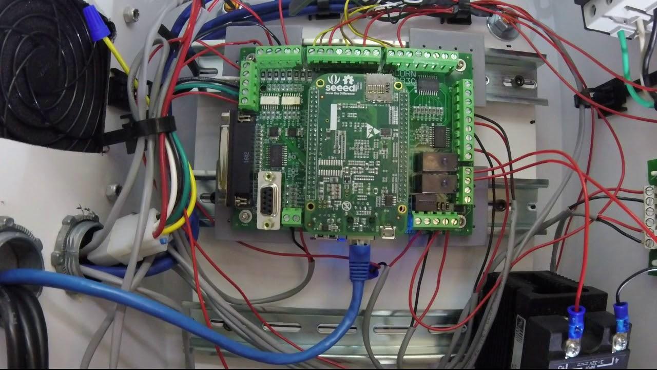 Wiring Clearpath Servo To Acorn Control Board Youtube
