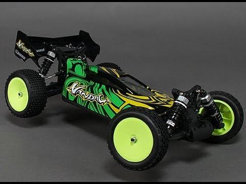 Hobbyking RC Buggy 1/10 Quanum Vandal review e montagem ...