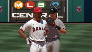Mlb Today 5/31 - New York Yankees Vs Los Angeles Angels Full Game Highlights  Mlb The Show 20