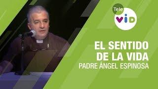 El sentido de la vida, Padre Ángel Espinosa - Tele VID thumbnail