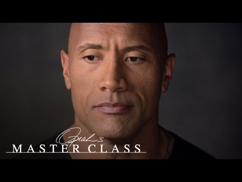 The Terrifying Moment That Taught Dwayne Johnson How Precious Life Is   Oprah's Master Class   OWN