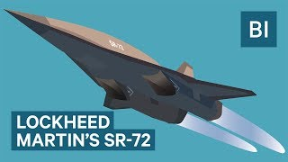 Lockheed Martin's mysterious SR-72 — the fastest plane ever thumbnail