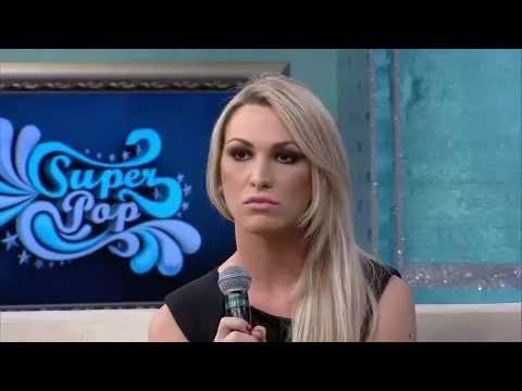 SuperPop: 'Ninguém nasce dizendo que vai virar mulher', diz Rebeca
